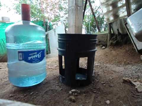 Bebedero Para Gallinas Ponedoras Youtube