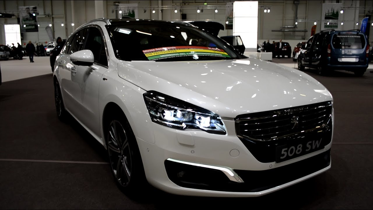 2017 new peugeot 508 sw gt exterior and interior youtube. Black Bedroom Furniture Sets. Home Design Ideas
