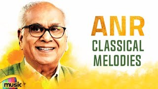 Akkineni Nageswara Rao Birthday Special Songs | ANR Classical Hits | Back To Back Video Songs