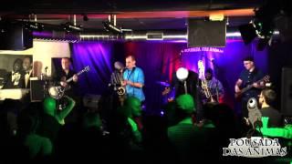 New York Ska-Jazz Ensemble - Boogie Stop Shuffle (Live @ A Pousada Das Ánimas)
