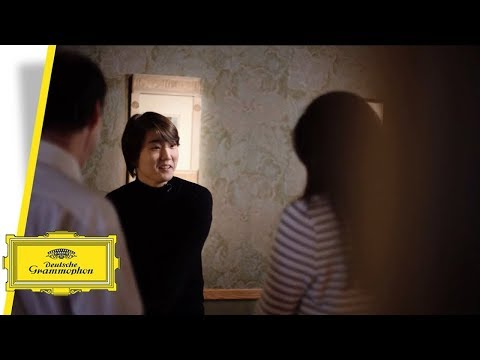 Seong-Jin Cho visits Claude Debussy's Birthplace