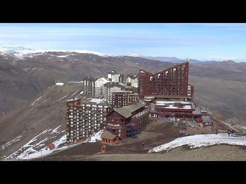Valle Nevado Ski Resort In Santiago De Chile