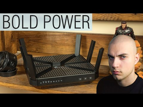 Triple Band Madness   TP-Link C4000   Detailed Review With Tamosoft Test