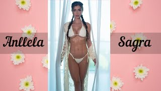 Фитнес модель Anllela Sagra | Мотивация | Спорт