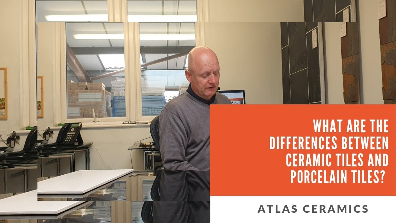 What Are The Differences Between Ceramic Tiles and Porcelain Tiles?