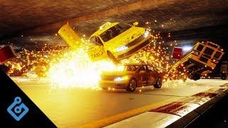 GI Plays Burnout Crash Mode's Spritual Successor
