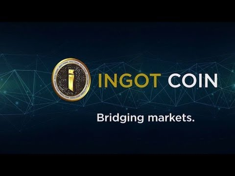 [ICO] [BOUNTY] INGOT Coin  -  Platform For Linking The Financial System With Blockchain