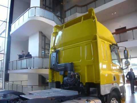 Renault Garage Eindhoven : Daf factory eindhoven entarnce showing types of trucks