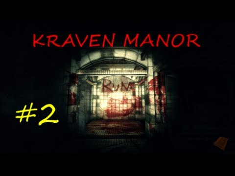 Kraven Manor Gameplay Walkthrough 2 Stay Alive If You Can Youtube