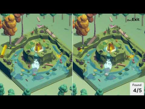 Tiny Lands Gameplay PC GAME Early Stage  