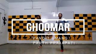 GHOOMAR ( PADMAAVAT) | FUSION DANCE | WESTERN CHOREOGRAPHY | WINGS DANCE ACADEMY