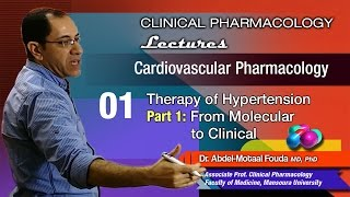 Cardiovascular Pharmacology - 01 - Therapy of hypertension