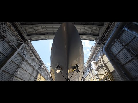Cantieri Navali Codecasa - CODECASA 65 - Hull F74 – M.Y. REGINA d'ITALIA - Launch Ceremony