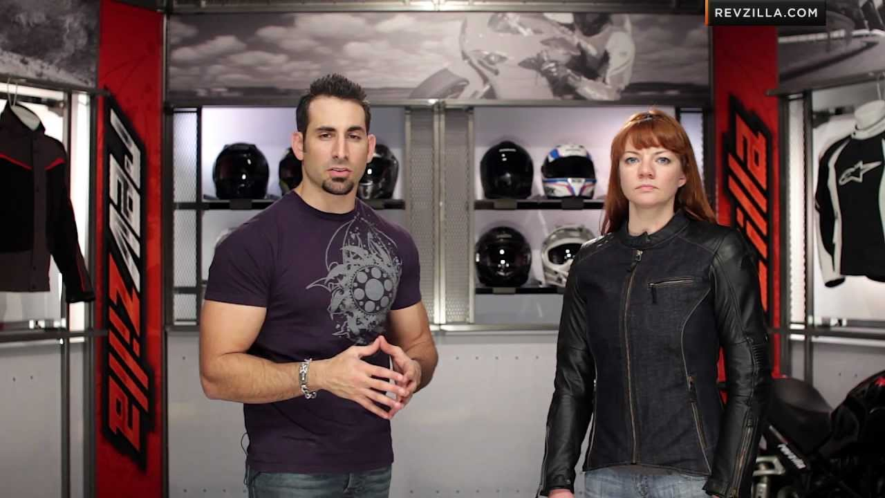 Alpinestars Renee Jacket Review at RevZilla.com - YouTube 17f8c37d2c