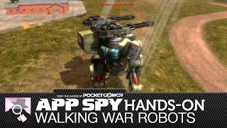 Walking War Robots | iOS iPhone / iPad Hands-On - AppSpy.com