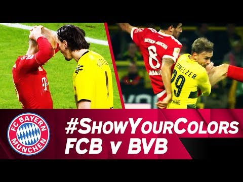 """""""Der Klassiker"""" for the 96th time! #ShowYourColors"""