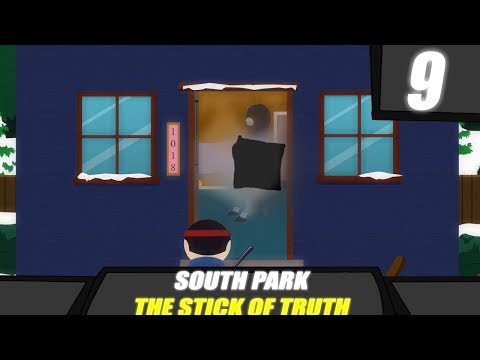 [ PART 9 ] MAN HAVING SEX WITH A HORSE: SOUTH PARK THE STICK OF TRUTH