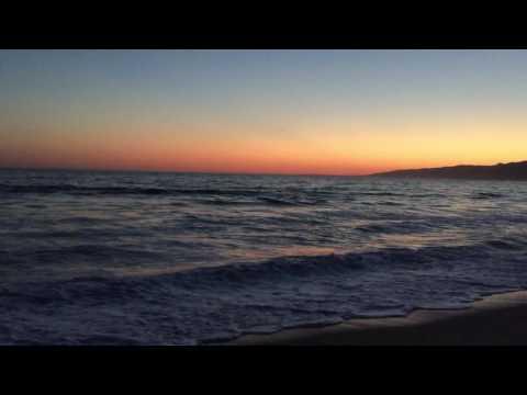 Beautiful Santa Monica Beach