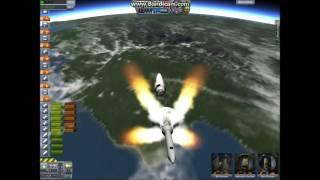 Kerbal Space Program - Saturn V Launch
