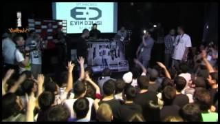 Joker vs Kaplan - Hiphoplife Freestyle King II (2011) #FK2