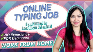 Be an Online Transcriptionist at QA World | Work from Home PH