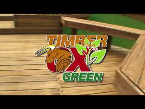 TimberOx Green - Preserve Your Wood Structures without Harming The Environment