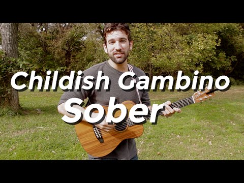Childish Gambino - Sober (Guitar Tutorial) by Shawn Parrotte