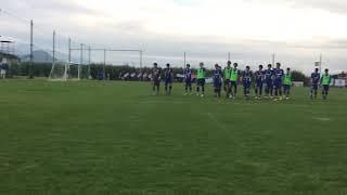 モンテディオ山形ユースvs愛知FC Jユース Blue is.