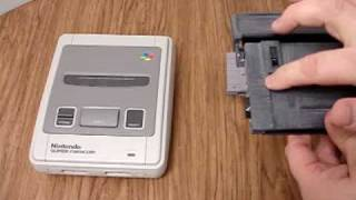 Cheap DIY Super Famicom Import Adapter