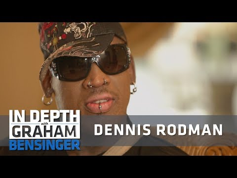 Dennis Rodman as a youth: My future was jail or dealing drugs
