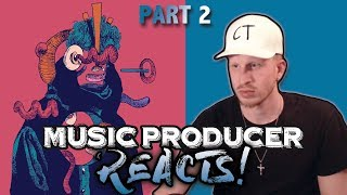 Music Producer Reacts to Quadeca - Voice Memos ALBUM (PART 2/3)