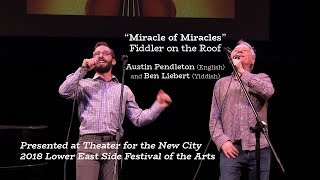 Watch Austin Pendleton Miracle Of Miracles video