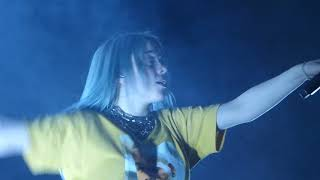 Billie Eilish -  You Should See Me in a Crown -    Live Fabrique Milano 21-2-2019