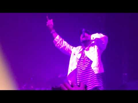 Big Sean - Jump Out The Window (Live at Fillmore Jackie Gleason Theater in Miami Beach on 4/20/2017)
