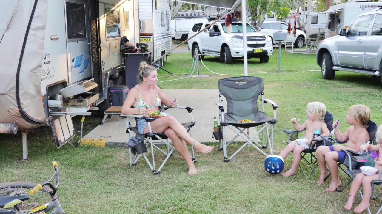 Download Mummy Blog - Caravan Park V Free Camp