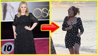 The Real Reason Why Adele Lost All That Weight