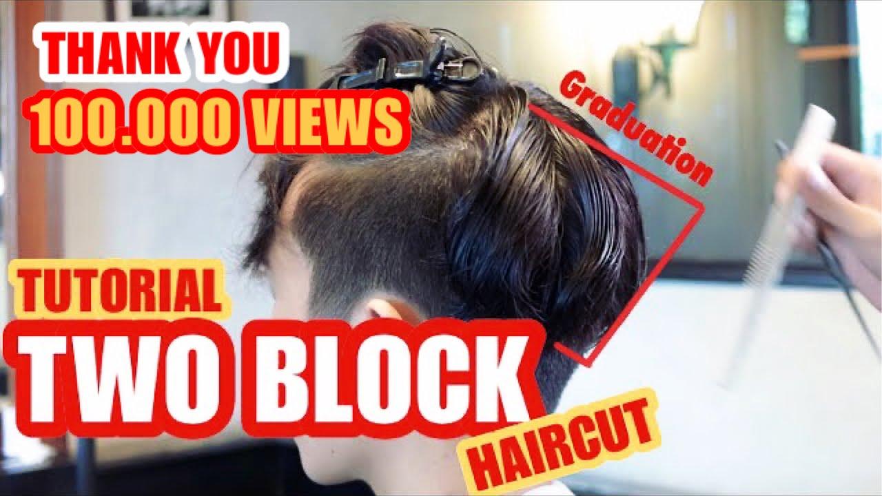 Two block haircut korea | Gaya rambut pria indonesia 2020 ...