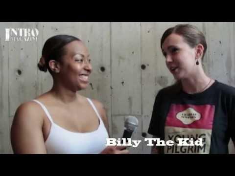 Billy the Kid interview at Vans Warped Tour