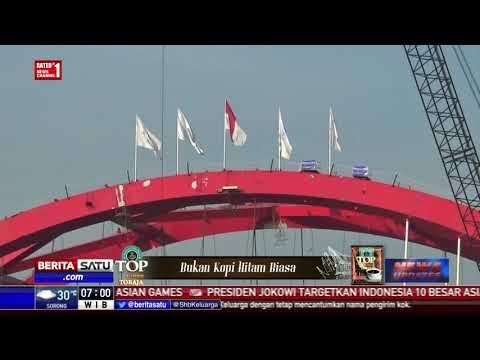 Proyek Pembangunan Jembatan Kalikuto Alami Kendala
