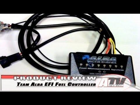 ATV Television -Team Alba Racing RZR 570 Fuel Controller