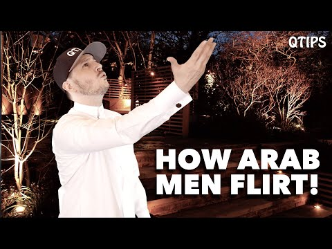 #QTip: How Arab Men Flirt - Sounds Sweet In Arabic But Weird In English