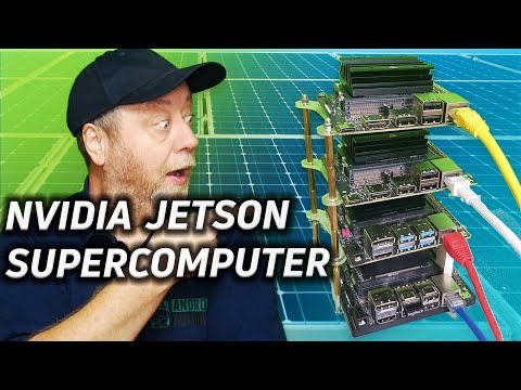 Build Your Own GPU Accelerated Supercomputer - NVIDIA Jetson Cluster