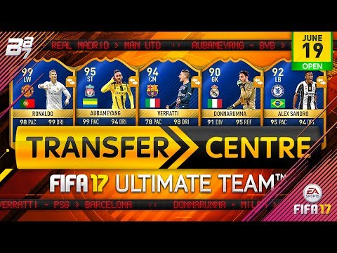 TRANSFER CENTRE! RONALDO LEAVING MADRID?!! | FIFA 17 POTENTIAL TRANSFERS