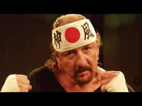 Terry Funk Interview Returning to the ring at 72 years old