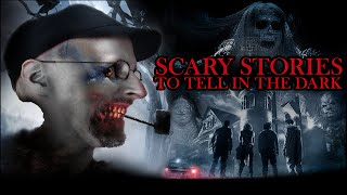 Scary Stories To Tell In The Dark - Nostalgia Critic