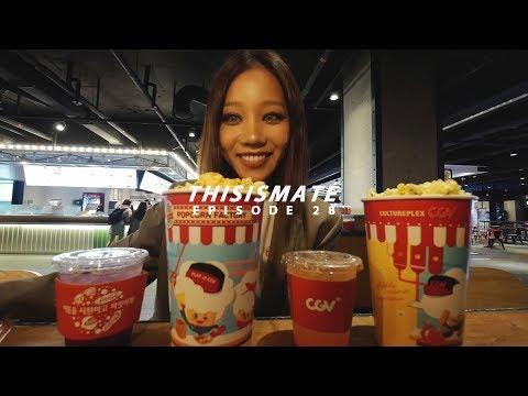 EP. 28 : Wanna go to a movie with me? +Fashion haul┃같이 영화보러 가실래요? +패션하울