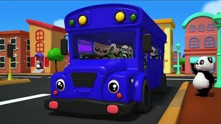 Download Lagu Wheels On The Bus Poem | Nursery Rhyme Song And Children Rhymes mp3