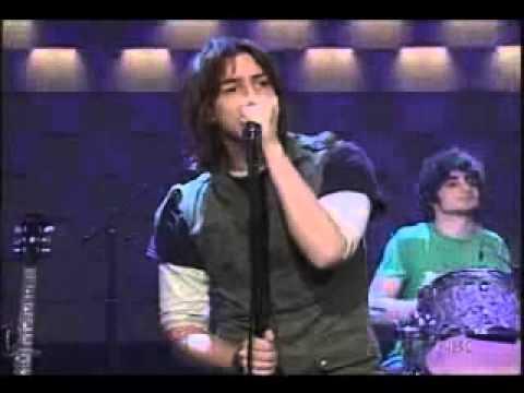The Strokes - Soma (Live on Conan)