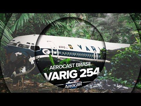 O ACIDENTE DO VARIG 254 COM O BOEING 737-200 | Aerocast