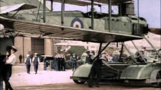 Первая Мировая война в цвете. Часть 3. Кровь в воздухе
